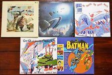 Superb Collection Of 5x Sun Ra Vinyl Records LP's - Job Lot