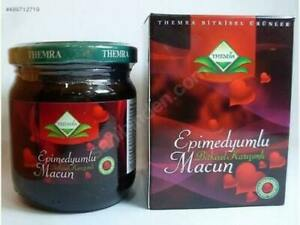 Aphrodisiac Libido Enhancer Natural Epimedium Macun 240 GR