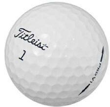 10 Dozen Titleist Pro V1 Mint AAAAA Quality Recycled Golf Balls #1 Ball In Golf