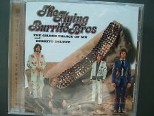 The Flying Burrito Bros - The Gilded Palace Of Sin & Burrito Deluxe, OVP, 1997