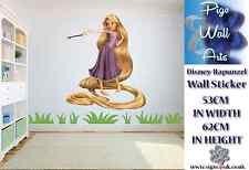 Disney Rapunzel Wall Sticker Children's Bedroom decor large girls WALL DECAL.