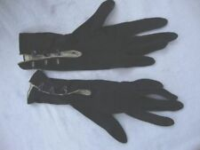 Art Deco Women Vintage Gloves