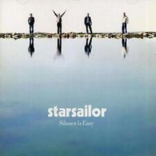 Starsailor : Silence Is Easy CD (2003)