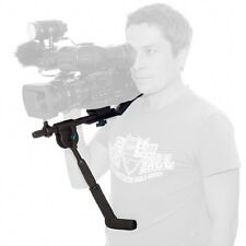 ARGON PRO - with new head. Shoulder support designed for Sony PMW-EX3 camcorder.