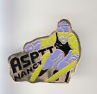 RARE PINS PIN'S .. PTT LA POSTE FRANCE TELECOM ASPTT SKI SKIING NANCY 54 ~BX