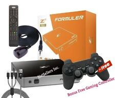Formuler Zx 5G DUAL BAND WIFI With Learning Remote + FREE GAMING CONTROLLER