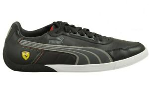 PUMA 3.0 Low Sf Trainers Motorsport Racing Men's Shoes Leather New Ferrari