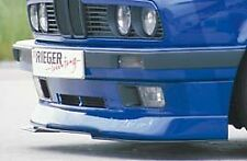 BMW E30 3 Series 1986-1992 OEM Genuine Rieger Brand Front Spoiler Lip Brand New