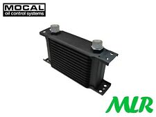 MOCAL 13 ROW 115MM 1/2BSP UNIVERSAL ENGINE OIL COOLER OC1133-8 ADD