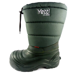 Winter Boots__YETTI__Shoes Snowboots Fishing Walking Voyager Outdoor Rain -70C