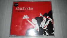 STASHRIDER Voodoo inkl. Toxic Twin Mix Progressive Trance/Tech House Maxi CD NEU