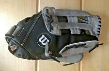 "New listing Wilson Elite Custom Fit A2444 14"" Softball Glove RHT w/ Oversized Pocket"