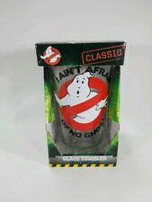 Vintage Ghostbusters 16 oz Glass Drinking Tumbler W/Classic Dising