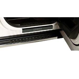 Putco 95150BPFD Black Platinum 4-Piece Door Sills for Ford F-150 SuperCrew