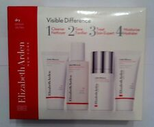 ELIZABETH ARDEN VISIBLE DIFFERENCE GIFT SET - DRY SKIN  BNIB