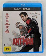ANT-MAN BLU-RAY REGION A, B, C oz seller Marvel antman