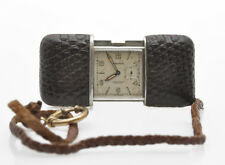 Movado Ermeto early 1930/35 steel case working, exc+++++