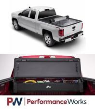 BAK For 04-13 Chevy Silverado 1500 5ft 8in X2 Truck Tonneau 39100 + 92100 CHEVY