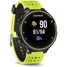 Garmin 010-03717-50 Forerunner 230 GPS Running Watch in Force Yellow