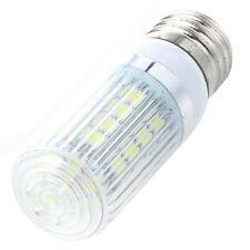 E27 36 SMD 5050 LED Bulb AC 230V Light 6W - White L3I6