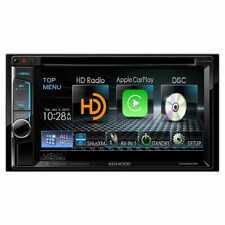 Kenwood DDX6902S 6.2 Inch 2-DIN Multimedia Receiver (Certified Refurbished)