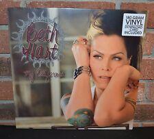 BETH HART - My California, Limited 180 Gram BLACK VINYL + Download New & Sealed!