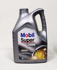 MOBIL SUPER 3000 X1 5W40 DA 5 LITRI OLIO MOTORE SINTETICO AUTO LUBRIFICANTE