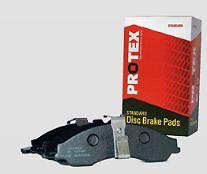 Dodge Journey JC JC SXT 2012 onward Protex Front Disc Brake Pads CDB3119