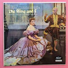 The King And I - Bande Originale - Capitol LCT-6108 Ex+ État