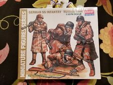 """ACADEMY 1378 1/35 GERMAN INFANTRY """"RUSSIA 1944"""" Model NEW Sealed"""