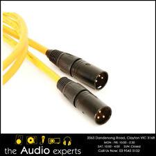 VAN DEN HUL D-102 MKIII 3T Hybird XLR Balanced Cable - 1.5m pair
