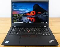 "Lenovo ThinkPad X390 13.3"" TouchScreen Intel Core i7 16GB RAM 512GB NVMe W10P"