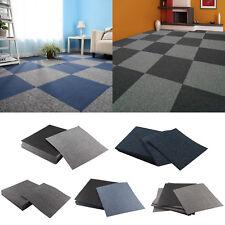 Carpet Tiles Heavy Duty Home Shop Office 5 SQM Reception Industrial 20 Tiles Box