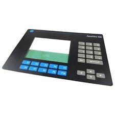 Allen Bradley 2711-k6c panelview 600 teclado numérico replacement membrana