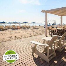 5 Tage Strandurlaub Hotel Fiamma 4* Cesenatico Adria Italien Kurzreise