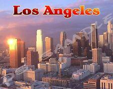 Calif - LOS ANGELES #2 - Travel Souvenir Flexible Fridge Magnet