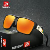 DUBERY Men's Polarized Sunglasses Outdoor Driving Men Women Sport Glasses JP