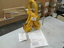 United States Crane Superclamp Type S-11 General Clamp Industries 22,400# (NEW)