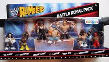 WWE Mattel Rumblers Battle Royal Figures 7-Pack CENA CM Punk Kofi Undertaker HHH