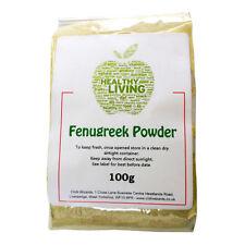 Fenugrec Poudre 100g - Methi La plus haute Premium Quality gratuit RU P & P