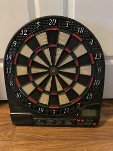 Halex Electronic Dart Board - 21 Games