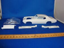 Resin 1/25th 1972 Oldsmobile Cutlass Supreme conversion by missing link