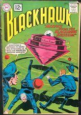 BLACKHAWK COMIC #168 (DC,1962) SILVER AGE ~