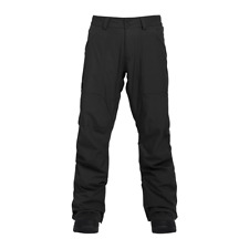 BURTON Men's BALLAST Gore-Tex Pants - True Black - XXS- NWT LAST ONE LEFT $109