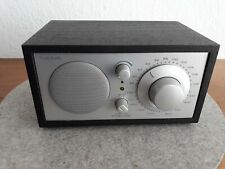Tivoli Audio Model One Radio, frassino/argento, Ash/silver, antenna, tabulazione