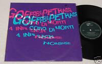 PETRASSI:LP-CORO DEI MORTI-CONTEMPORANYMUSIC 1963 EX+