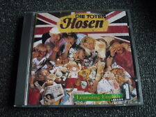 Die toten Hosen-Learning English Lession 1 CD-Made in Germany-1991 TOT31