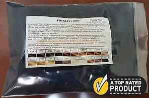 FINALLY HAIR® BUILDING FIBER REFILL LARGE 57G LOSS CONCEALER FIBERS KERATIN USA