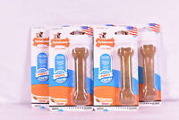 LOT OF 5 Nylabone Just for Puppies Regular Chicken Flavored Teething Bone