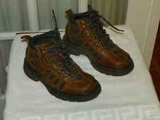 Dr Doc Martens Womens Boots Brown Ankle Boots style 9825 US Size 5 UK Size 3